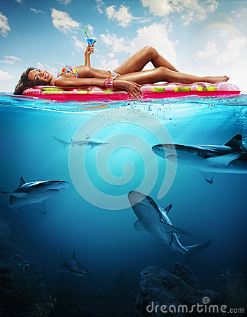 Free Summer. Vacation. Royalty Free Stock Photo - 55759465