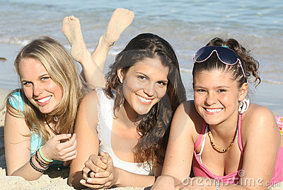 Summer Vacation, Spring Break Stock Images - Image: 614774