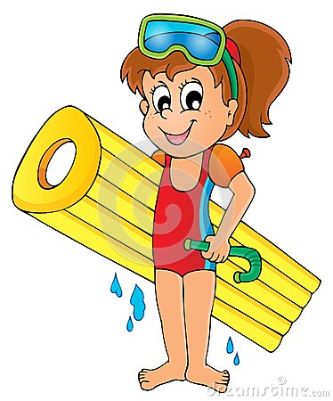 Summer water activity theme 5