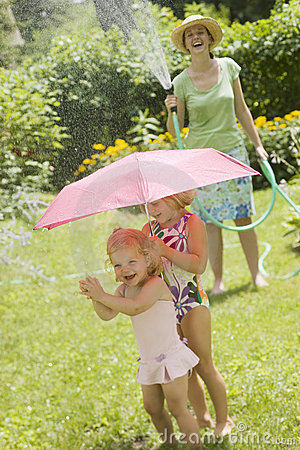 Free Summer Water Fun Stock Photography - 4307742