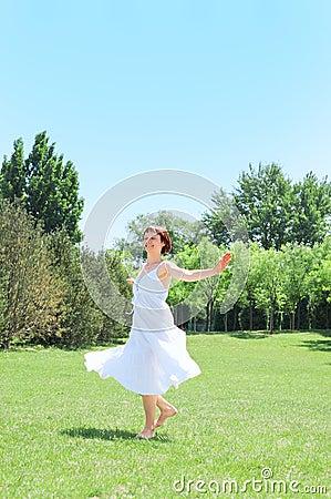 Free Summer Woman Royalty Free Stock Photo - 10396905