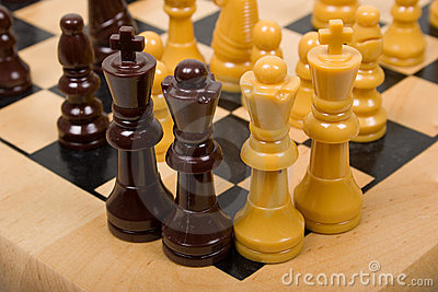 Summit on Chessboard