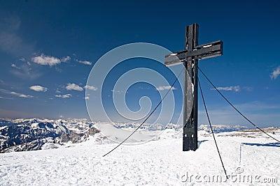 Summit of Hochschwab