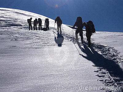 Summit march