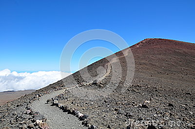 Summit of Mauna Kea - Big Island, Hawaii