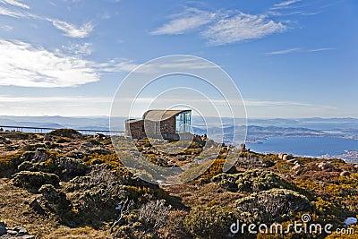 Summit of Mount Wellington