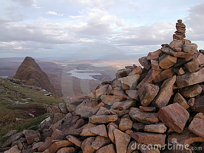 Summit of Suilven