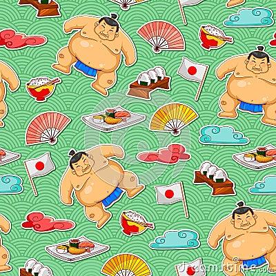 Sumo pattern