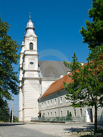 Free Sumuleu Cathedral In Romania Stock Photography - 6379382