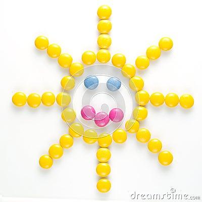 Sun candies