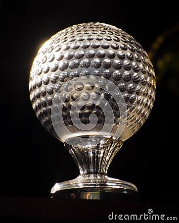 Sun City - Nedbank Golf Challenge Trophy Editorial Stock Photo