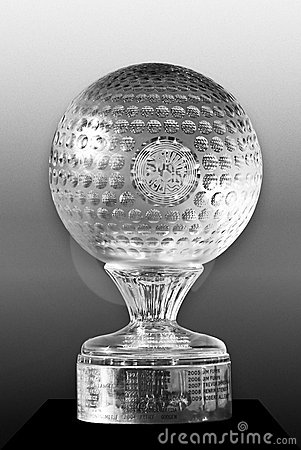 Sun City - Nedbank Golf Challenge Trophy - NGC2010 Editorial Image