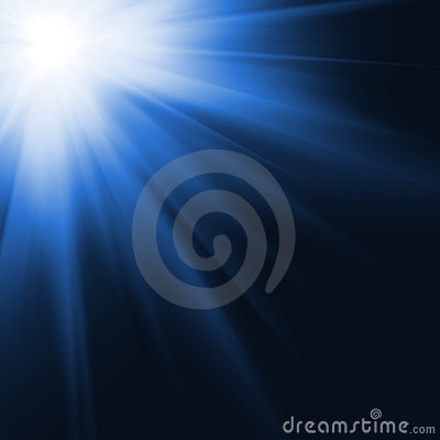 Sun Digitally Generated Image
