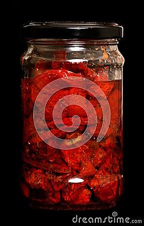 Sun dried tomatos