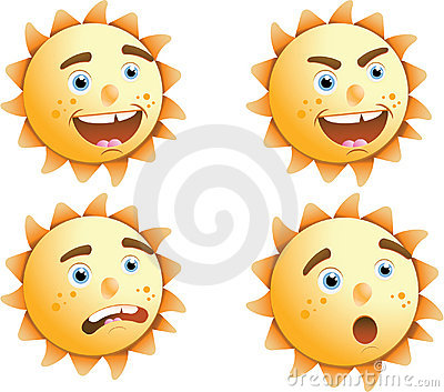 Sun expressions