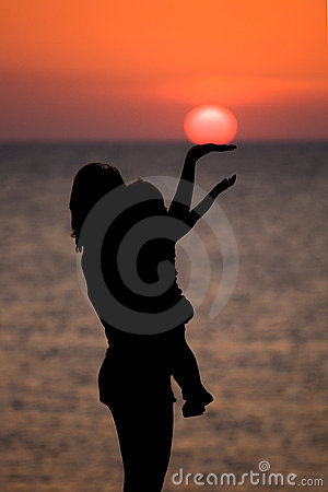 Free Sun For Daughter Stock Photos - 3276753