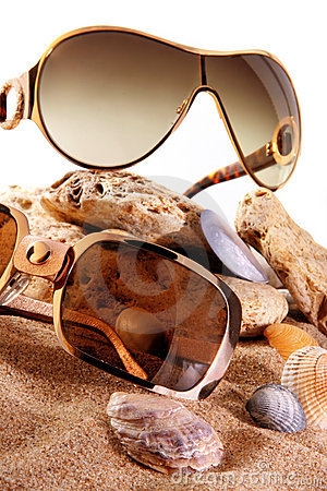 Free Sun Glass Royalty Free Stock Photo - 2511635