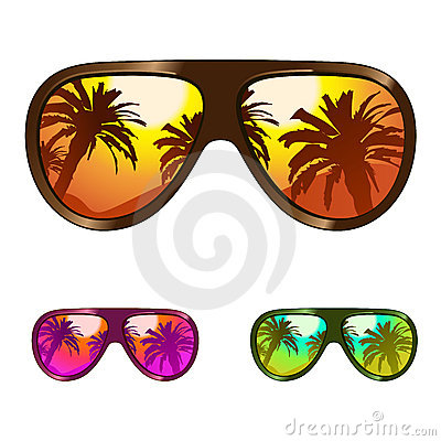 Free Sun Glasses Royalty Free Stock Images - 14138109