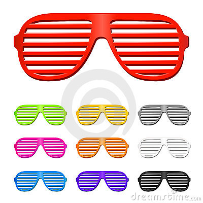 Free Sun Glasses Royalty Free Stock Image - 14138146