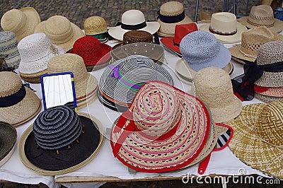 Sun hats market