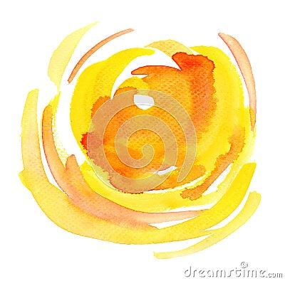 Sun-Hintergrund