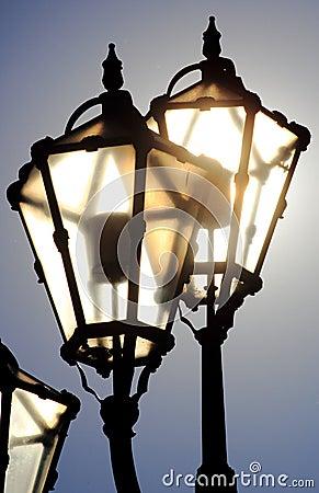 Sun in Lanterns