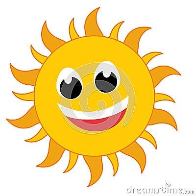 Free Sun Logo Stock Photography - 14595562
