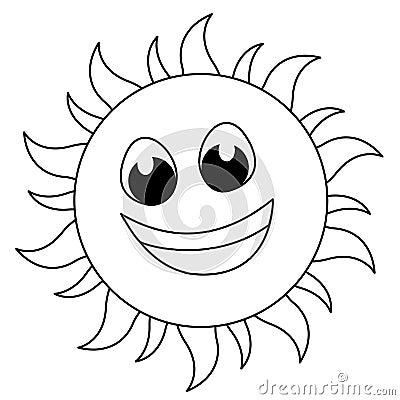 Free Sun Logo Stock Images - 14595574