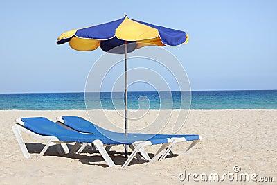 Sun-lounger