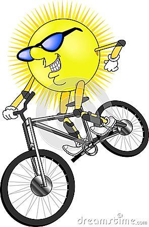 Sun_mtn_bike