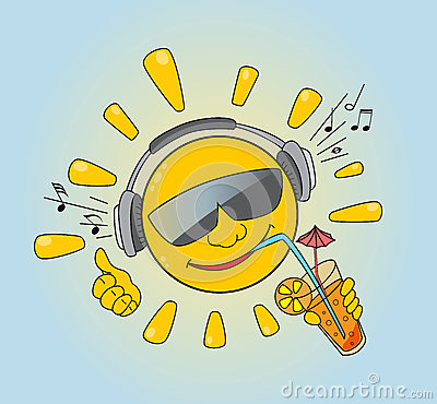 Sun and music