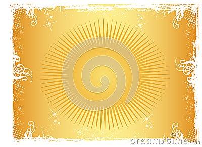 Sun Ornament