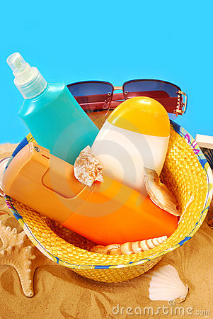 Free Sun Protection Stock Photo - 18538780