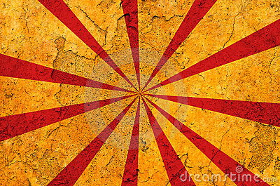 Sun rays grunge background