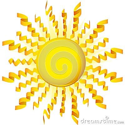 Sun Ribbon
