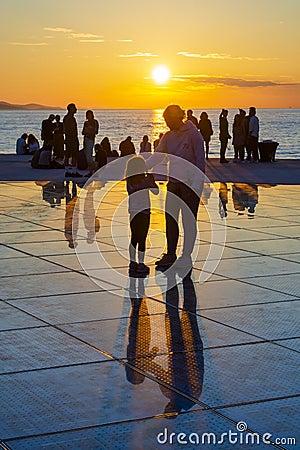 Free Sun Salutation Stock Photography - 151122542