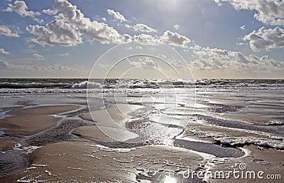 Sun, sand and sea