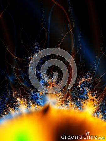 Sun Solar Storm Flare