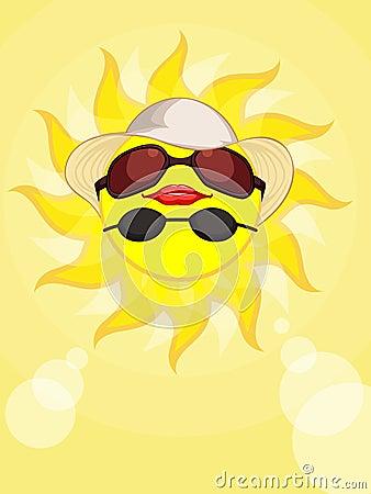 Sun Summer Holiday Woman