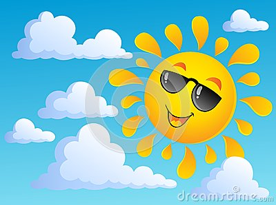 Sun theme image 6