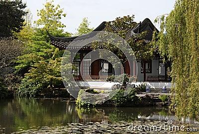 Sun Yat Sen Gardens in Vancouver