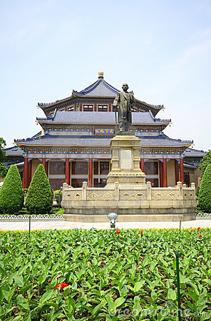 Sun Yat-sen Memorial Hall in China