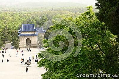 Sun Yat-sen s mausoleum