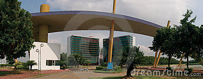 Sun Yat-sen University Editorial Photo