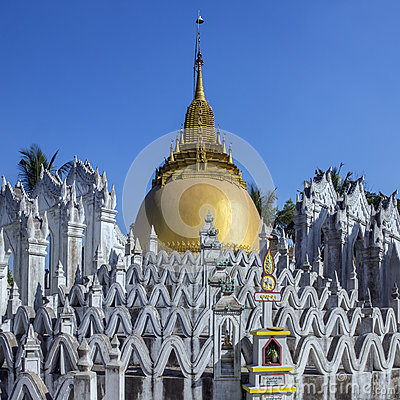Bago - Sunamuni Shrine - Myanmar (Burma)