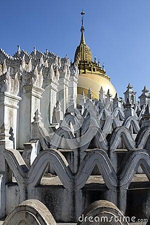 Sunamuni Buddhist Temple - Bago - Myanmar
