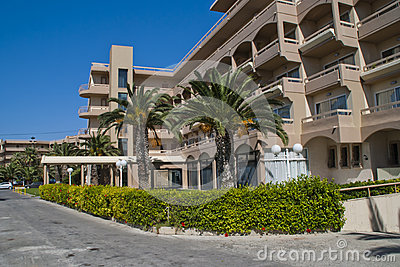 Sunbeach hotell