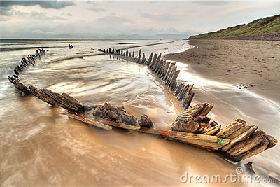 Sunbeam ship wreck
