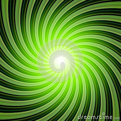 Free Sunbeams Background Green Black 02 Royalty Free Stock Photo - 17568925