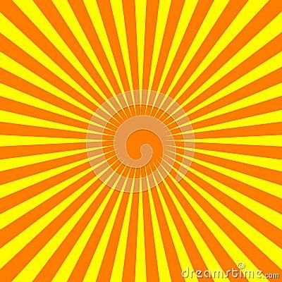 Free SunBurst [01] Royalty Free Stock Images - 4431449